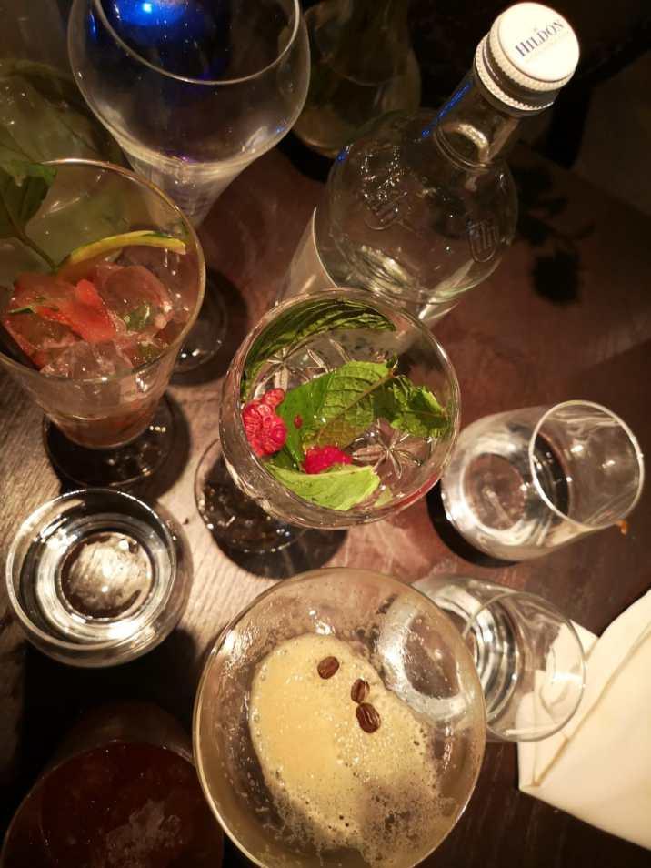 BolliBar Seedlip Non Alcoholic Drinks Manchester 11