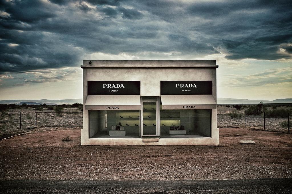 Prada Marfa Road Trip Playlist
