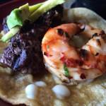 Filet & Shrimp 'El Jefe'