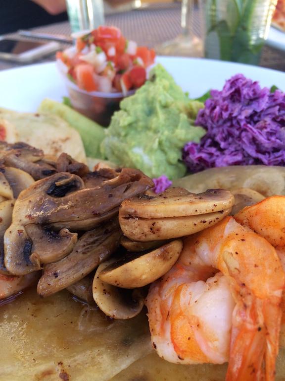General Shrimp Tacos