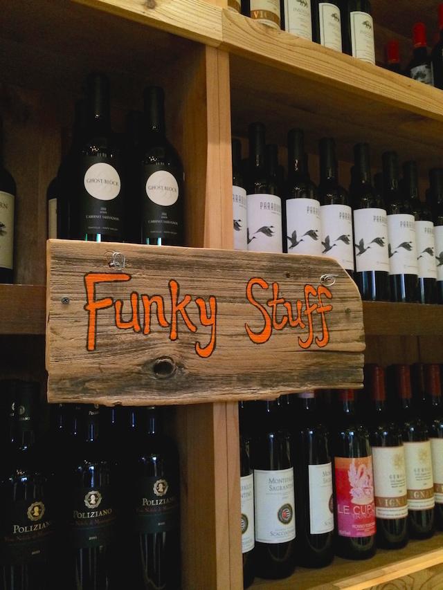 CUCINA enoteca wine shop