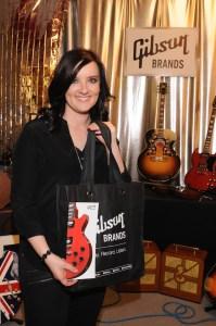 Brandi Clark at The GRAMMY Gift Lounge