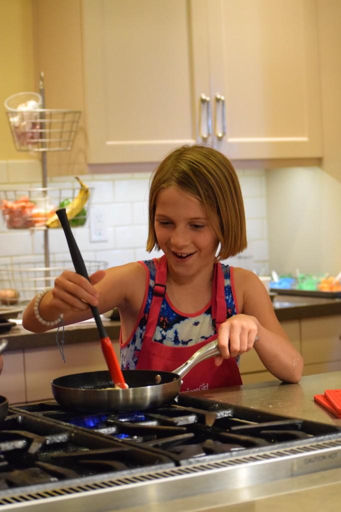 American Girl Sur La Table Baking Classes Happy Stove