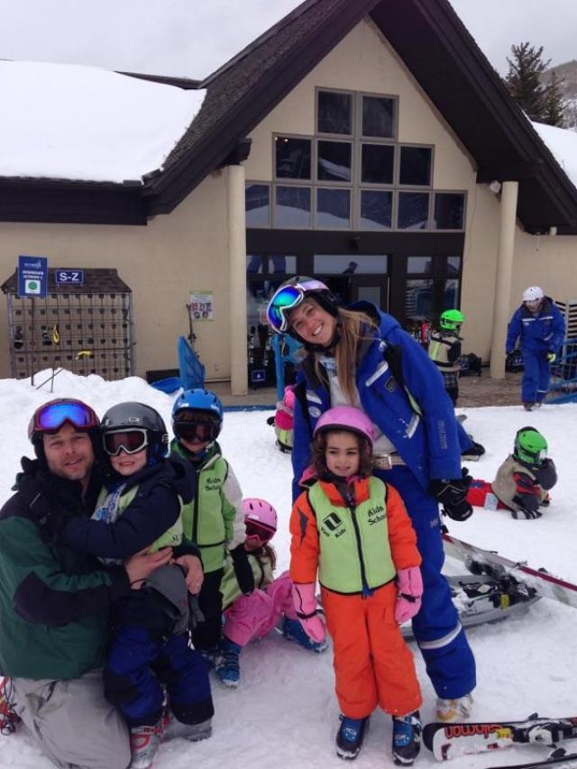 Golden Peak Ski School Vail, CO | The JetSet Family