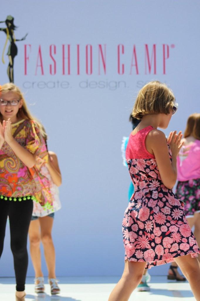 Fashion Camp Runway | The JetSet Family