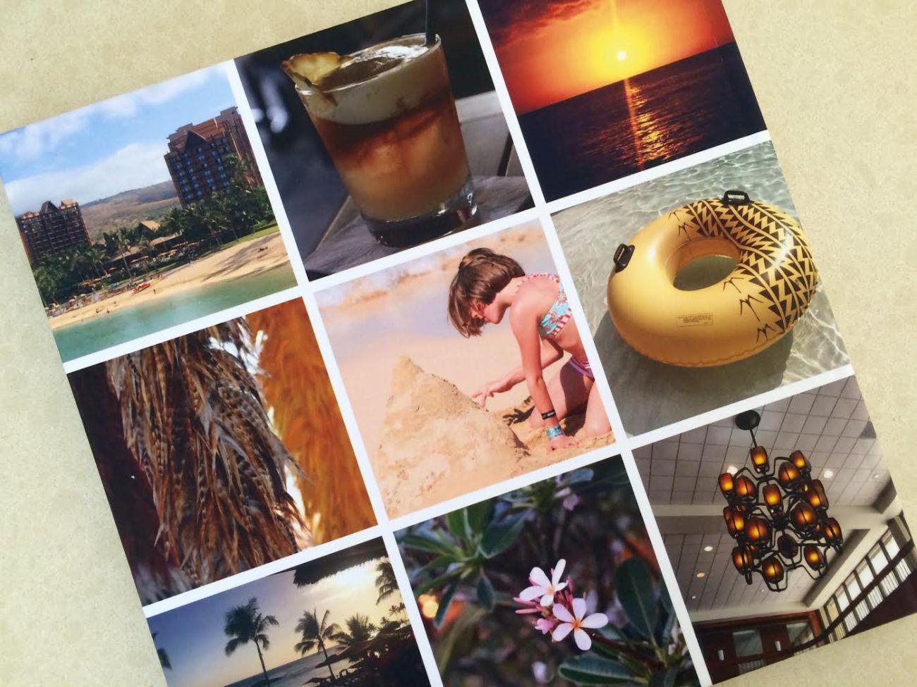 Snapfish 12 x 12 Travel Book | The JetSet Family