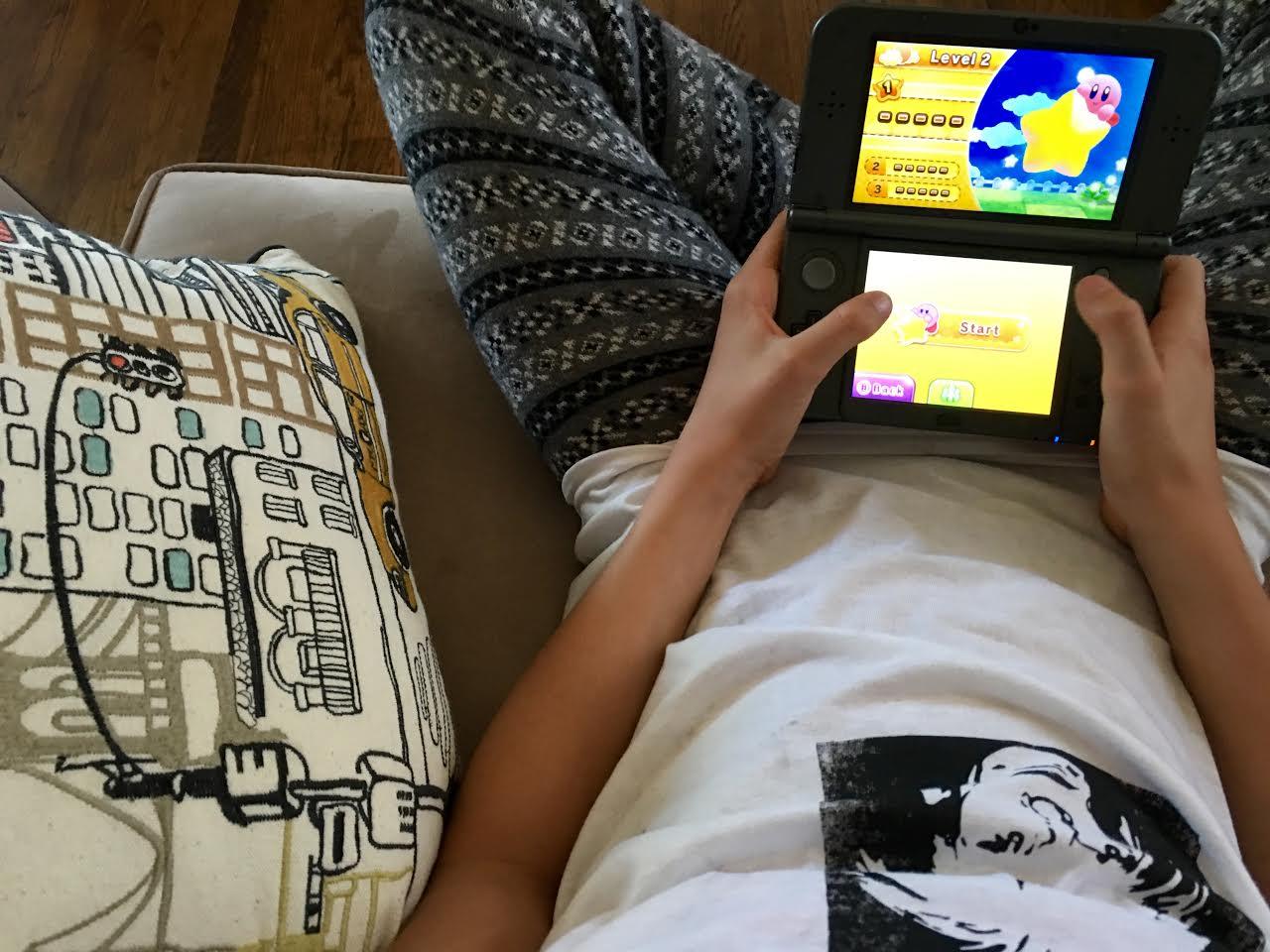 New Nintendo 3DS | The JetSet Family Kirby Robobot