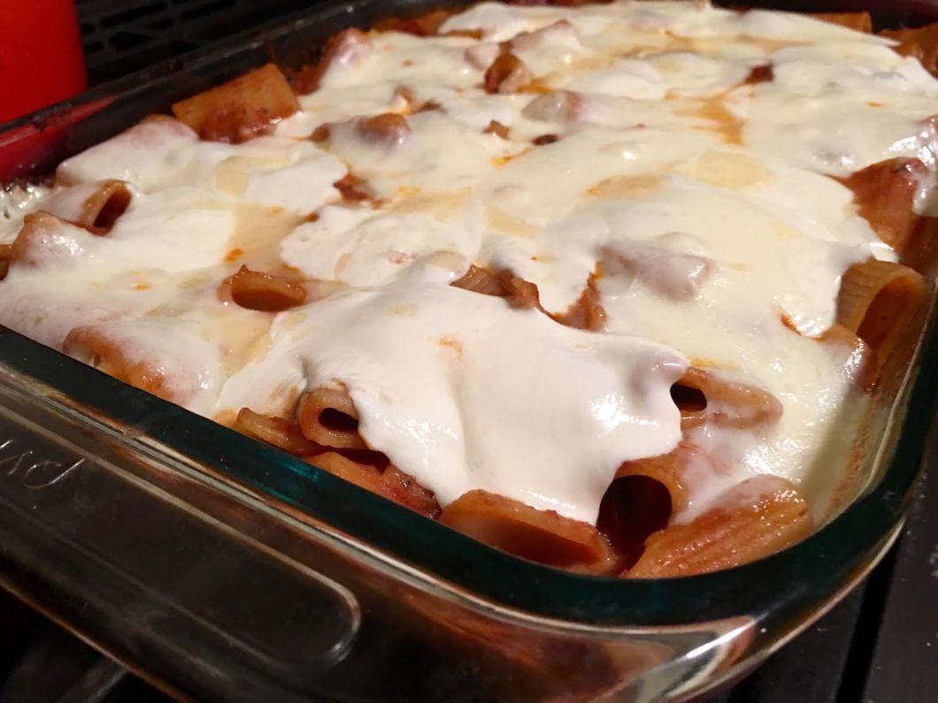 How To Make Baked Ziti Recipe