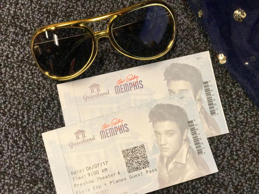 Graceland Memphis   Elvis Experience Guest Pass