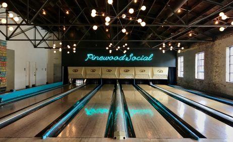 Pinewood Social Nashville | Where to Eat?