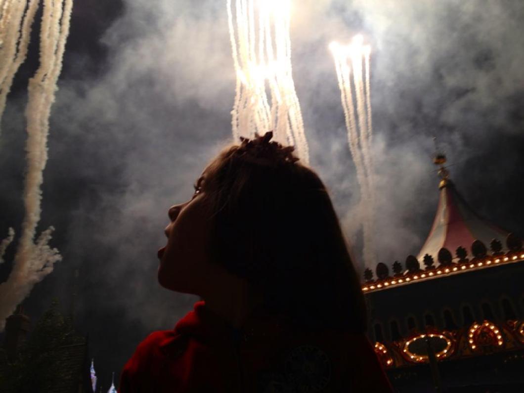 Summer of Heroes at Disneyland Resorts Fireworks
