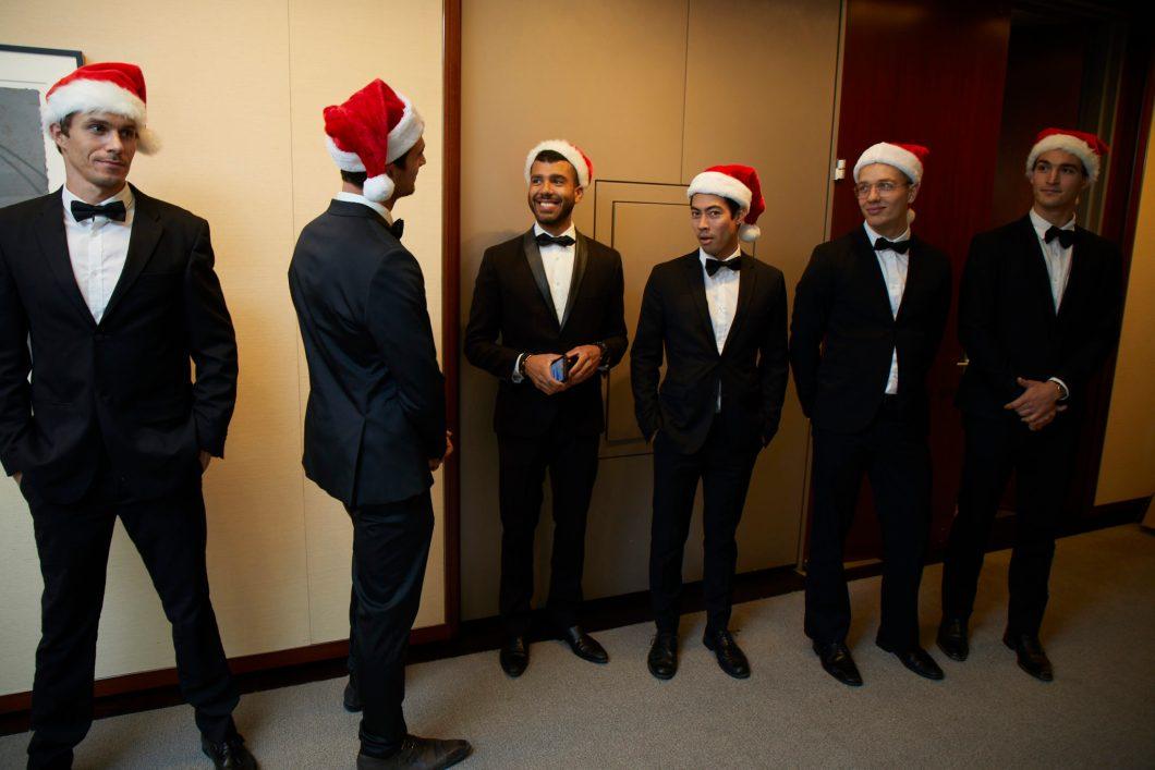 Oprah's Favorite Things 2017 Santa Man Servants