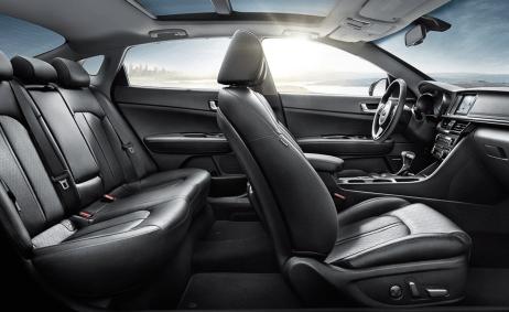 Kia Optima Hybrid Vehicle