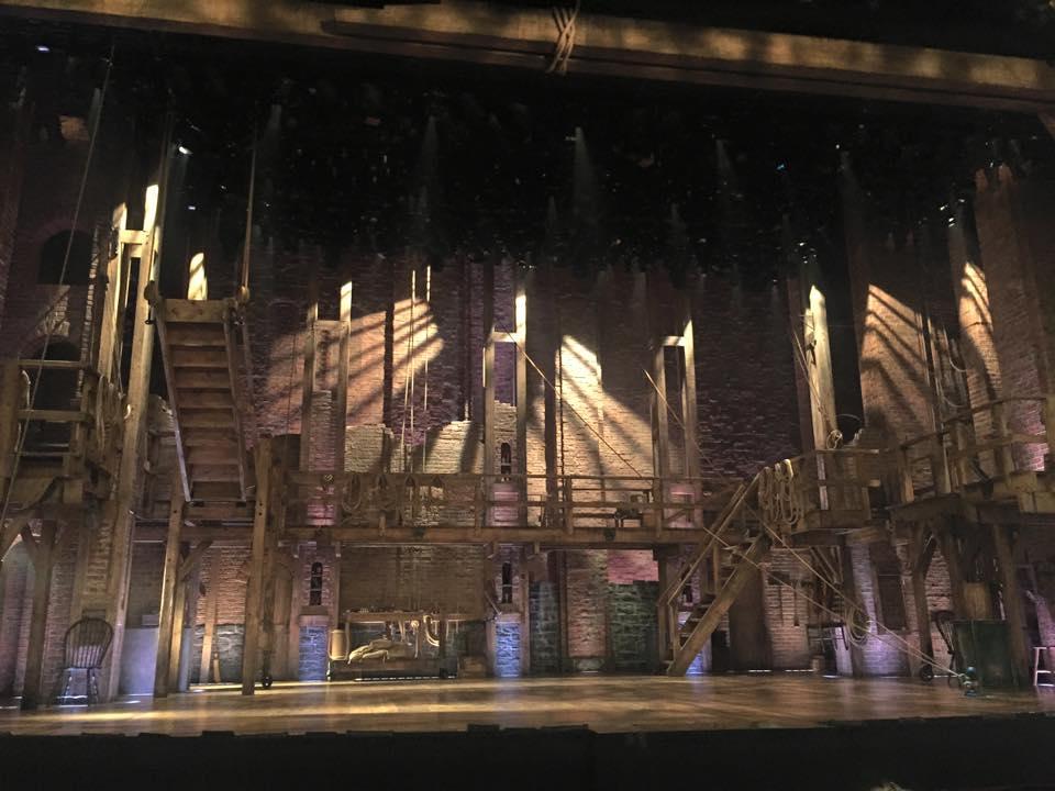 Hamilton: An American Musical on Broadway