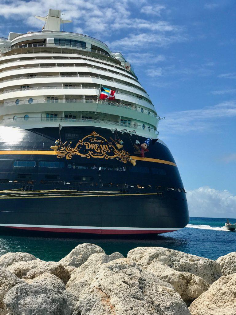 Set Sail Aboard the Disney Magic cruise