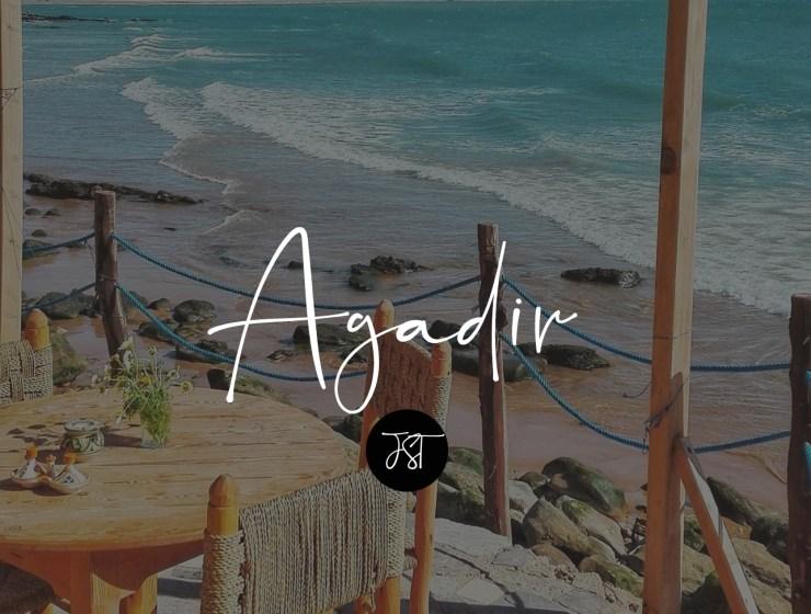 Agadir travel guide