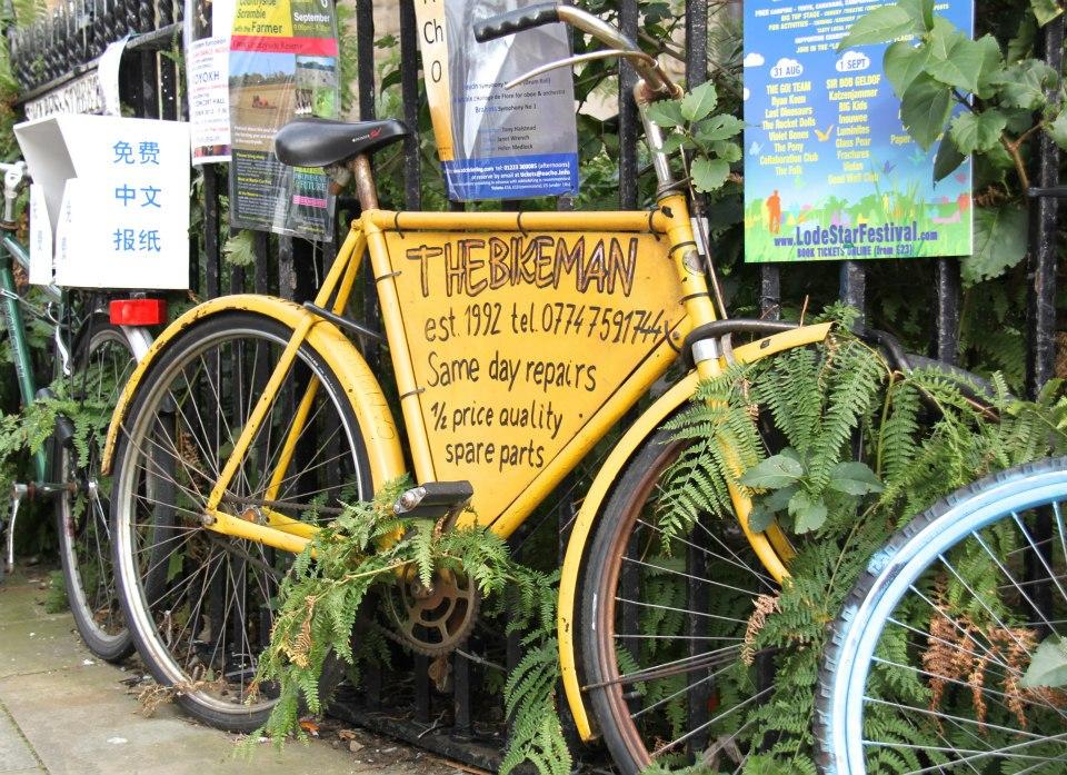 cambridge bikes