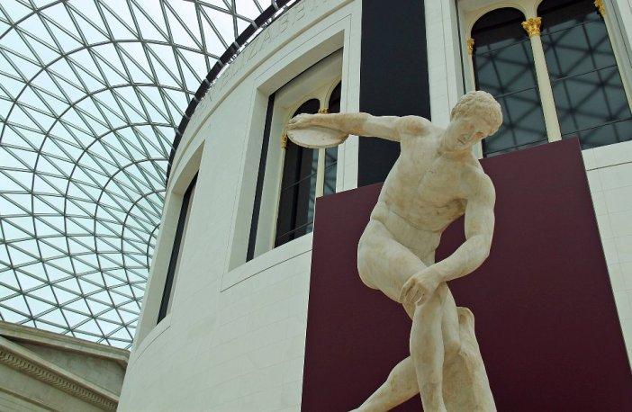 london british museum england