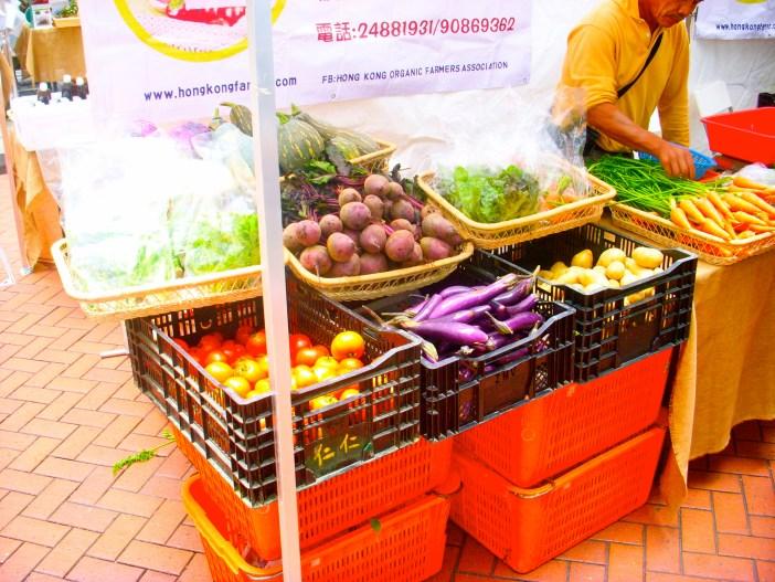 farmer's market hong kong