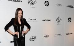 coco rocha lexus new york fashion week