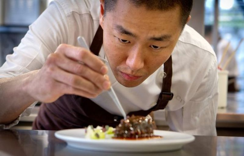 Corey Lee San Francisco chef