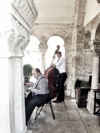 Budapest musicians