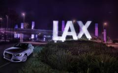 silvercar rental tech app LAX