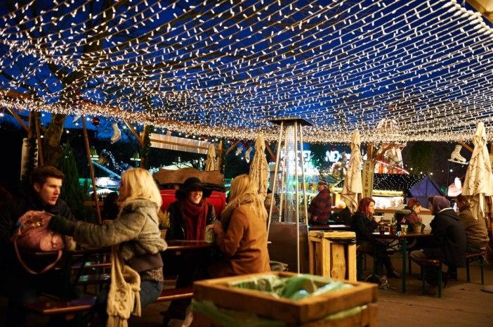 london england hyde park christmas winter holiday 5