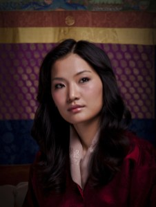 8. Born in 1990, Queen Jetsun Pema was raised in Thimphu but studied abroad in India.
