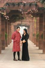 25. Although Bhutan allows polygamy, the King said that he would never marry another woman, and that Her Majesty will be his only wife in the future.