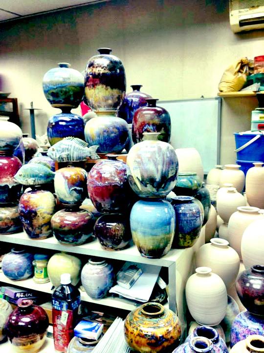 Hong Kong art ceramics