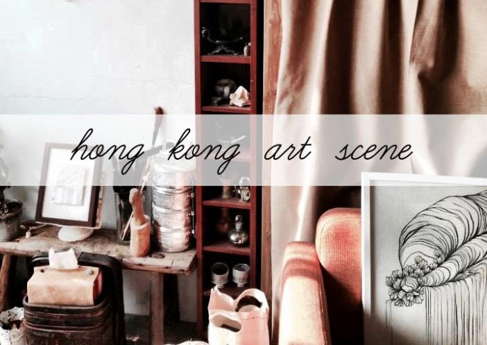 Hong Kong art scene Drisana