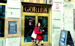 gorila madrid spain cafe 1