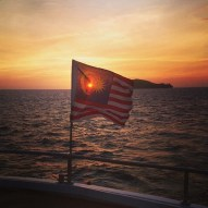@evojack on Instagram: When there's still light in our national flag, there's still hope for our MH370.