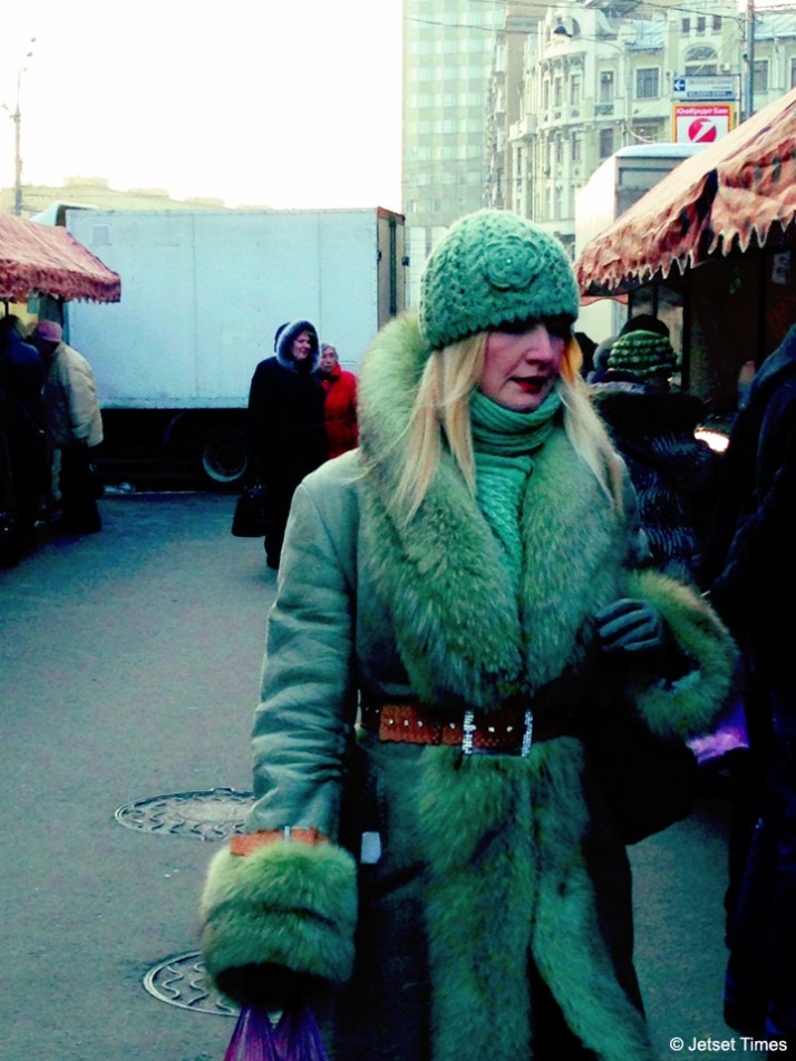 iPhonography Ordinary People Series Russia