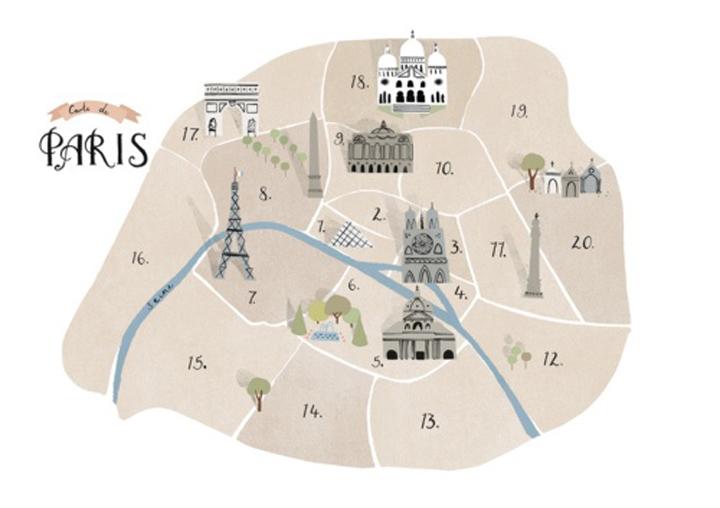 20 Paris Neighborhoods: The Ultimate Breakdown Of Arrondissements