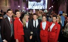 Virgin Atlantic Vivienne Westwood uniform