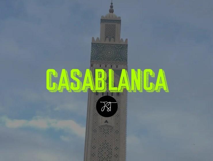 Casablanca Guide