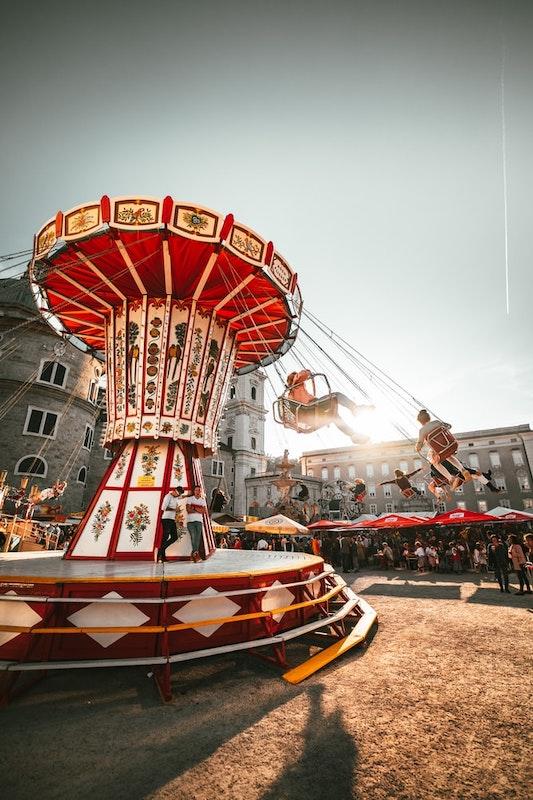 ferris wheel oktoberfest