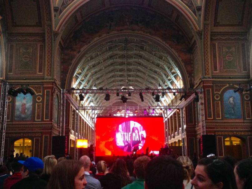 Unleashed Music festival Melbourne Australia 1