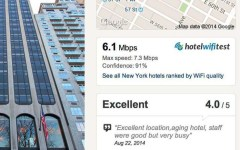 New Tool Displays WiFi Speed Information Directly Onto Hotels.com, Expedia, Booking.com and TripAdvisor