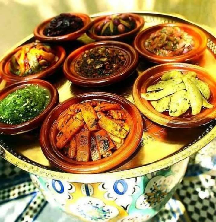 Zayna restaurant morocco casablanca