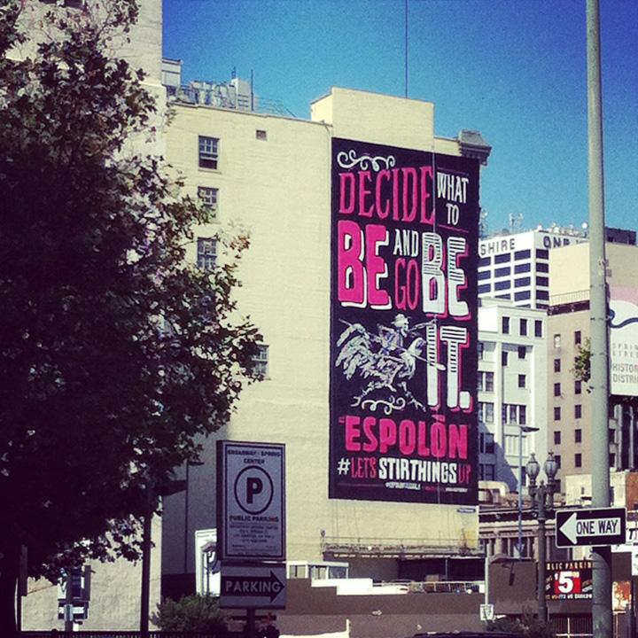DTLA Los Angeles street art