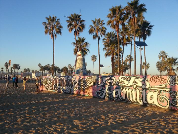 DTLA Los Angeles Venice beach