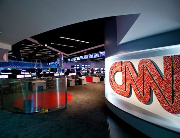 CNN studio logo