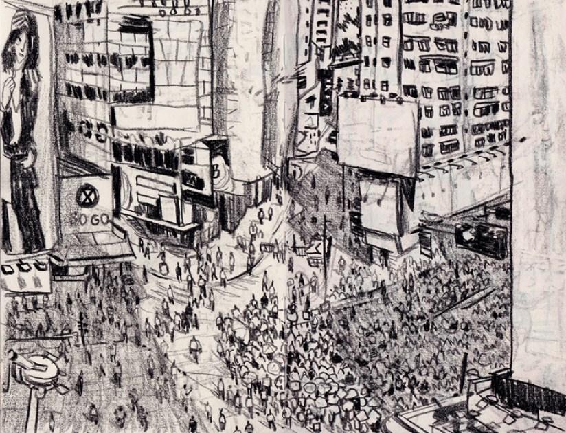 Hong Kong Luis Simone World Sketching Tour 5