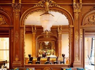 Le Bar Kleber - The Peninsula Paris