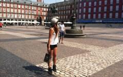 Nadia Madrid Spain