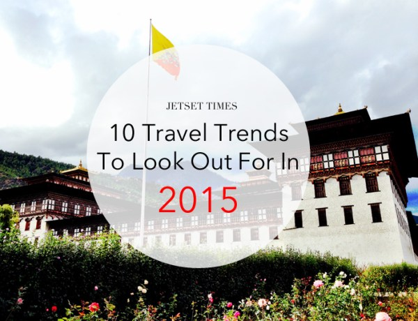 new travel trends bhutan