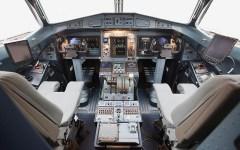 Facebook TransAsia Airways pilot cockpit